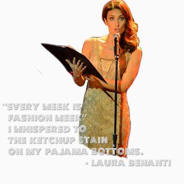 «Laura Benanti» par baylorlupone