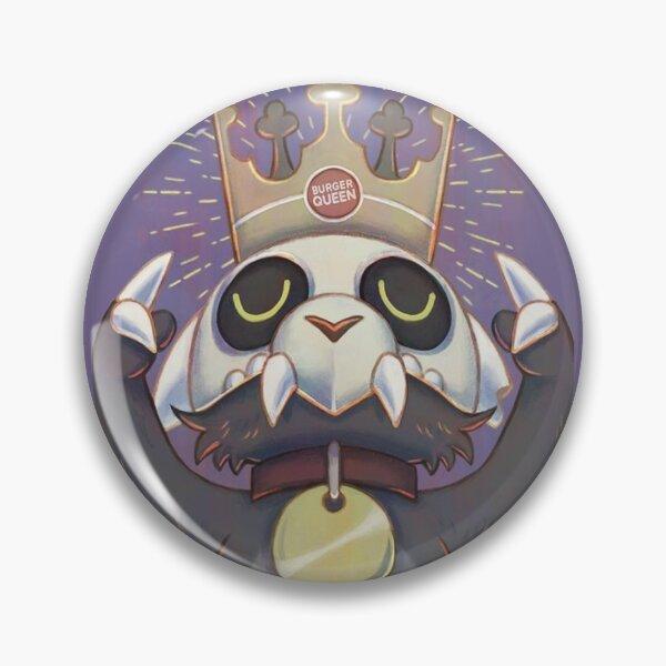 The Owl House Burger Queen Pin