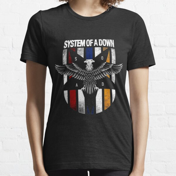 S.O.A.D : Heavy Metal Band Music Most Popular Essential T-Shirt