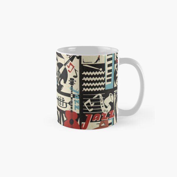 the jazz rythm (full version) Classic Mug