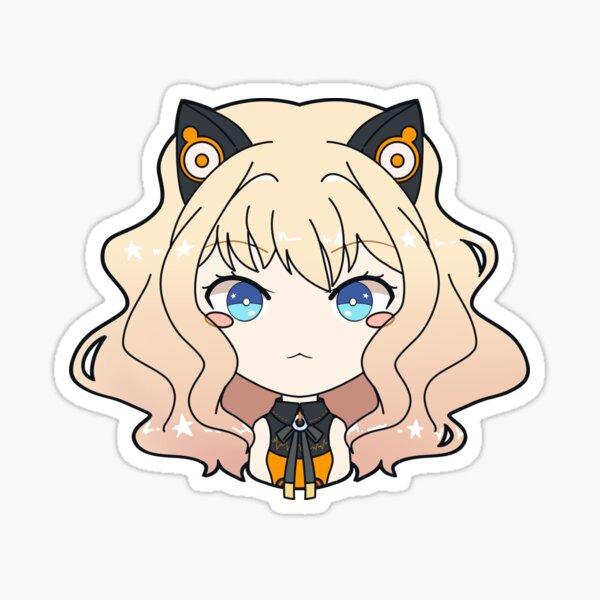 Vocaloid SeeU Chibi Sticker