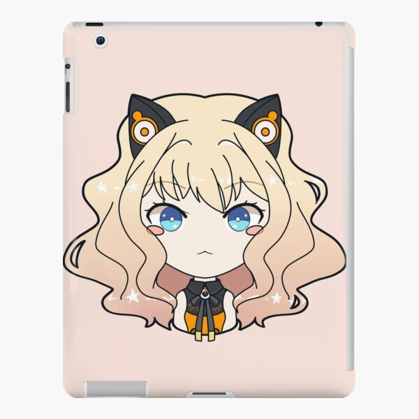 Vocaloid SeeU Chibi iPad Snap Case