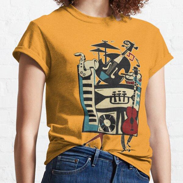 the jazz rythm (full version) Classic T-Shirt