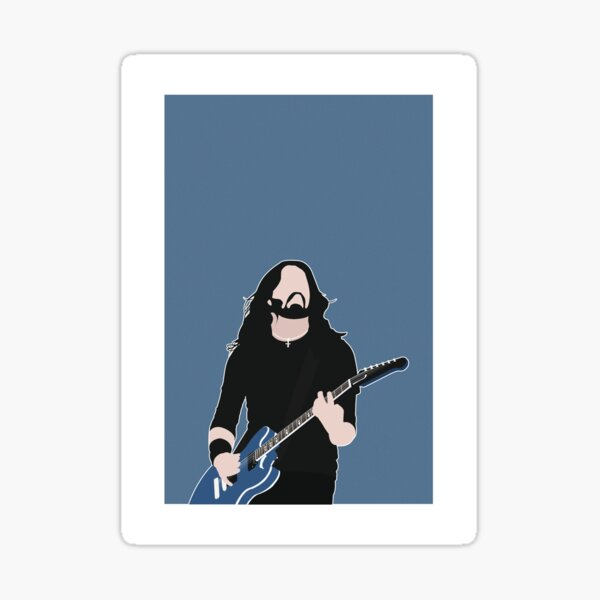 Dave Grohl Sticker