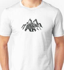 Yosemite National Park Unisex T-Shirt