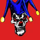 Skull Joker by 319media
