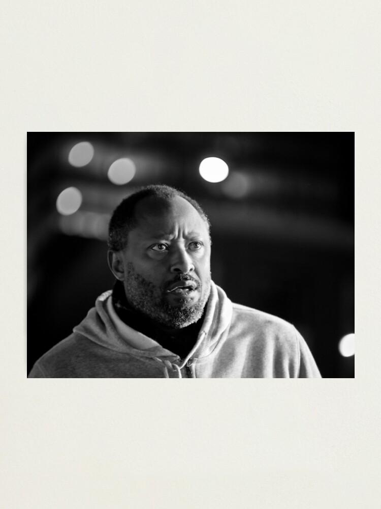 Alternate view of Light in Winter - Street Theatre Portrait #2 Photographic Print