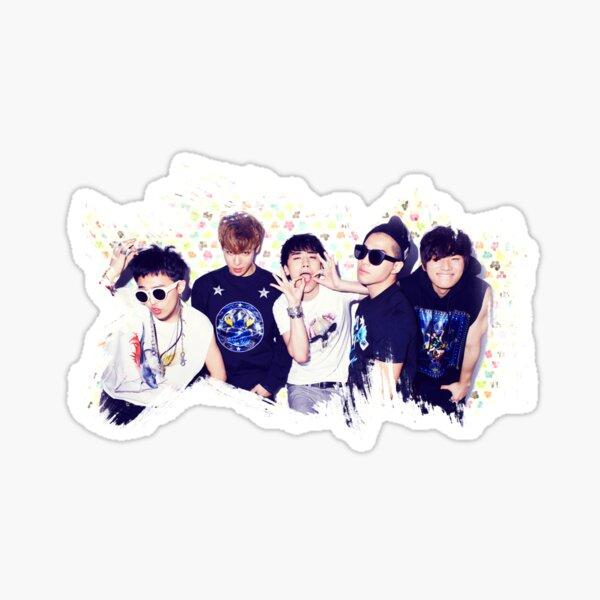 Big Bang Sticker