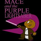 Mace and the Purple... by sinistergrynn