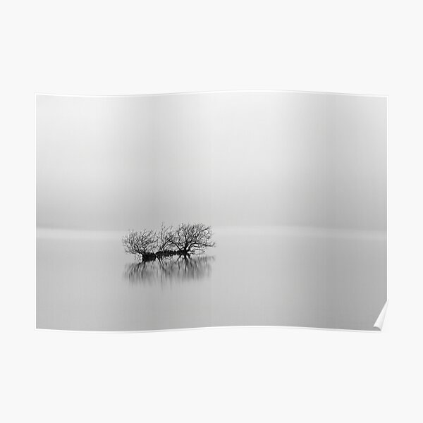 Loch Lomond Mist Poster