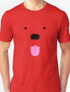 Shirt #42  / 100 - cute lil' tongue wag Unisex T-Shirt
