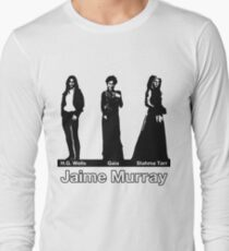 Jaime Murray characters - Warehouse 13, Spartacus, Defiance Long Sleeve T-Shirt