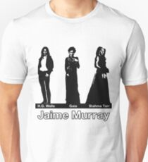 Jaime Murray characters - Warehouse 13, Spartacus, Defiance T-Shirt