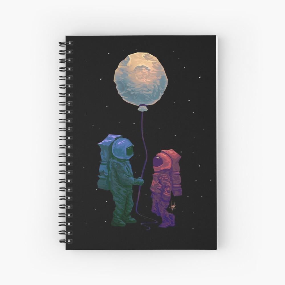 I'd give you the moon... Cuaderno de espiral
