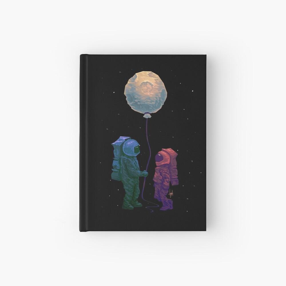I'd give you the moon... Cuaderno de tapa dura