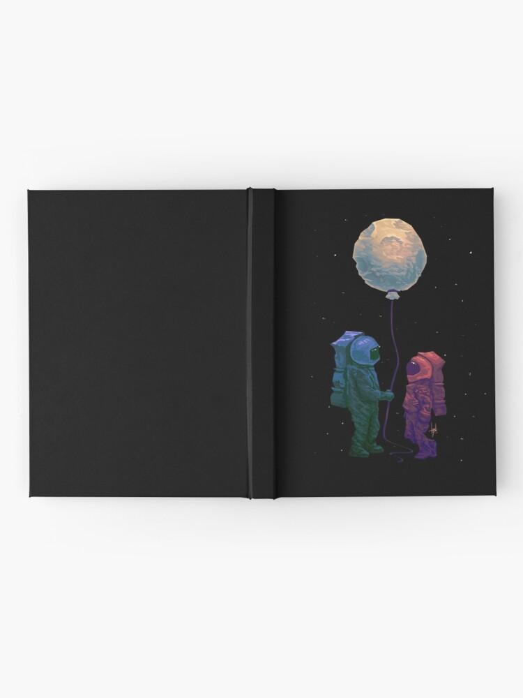 Vista alternativa de Cuaderno de tapa dura I'd give you the moon...