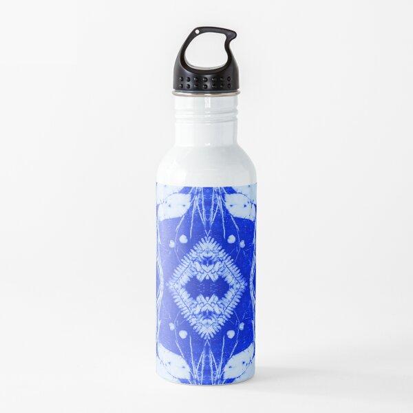 Indigo leaves Water Bottle