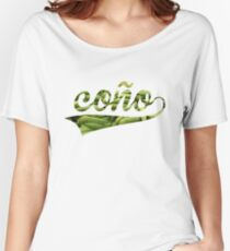 Coño Aplatanado  Women's Relaxed Fit T-Shirt