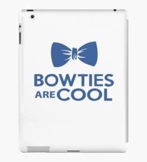 Bowties are cool 2 iPad Case/Skin