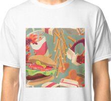 RIP lunch Classic T-Shirt