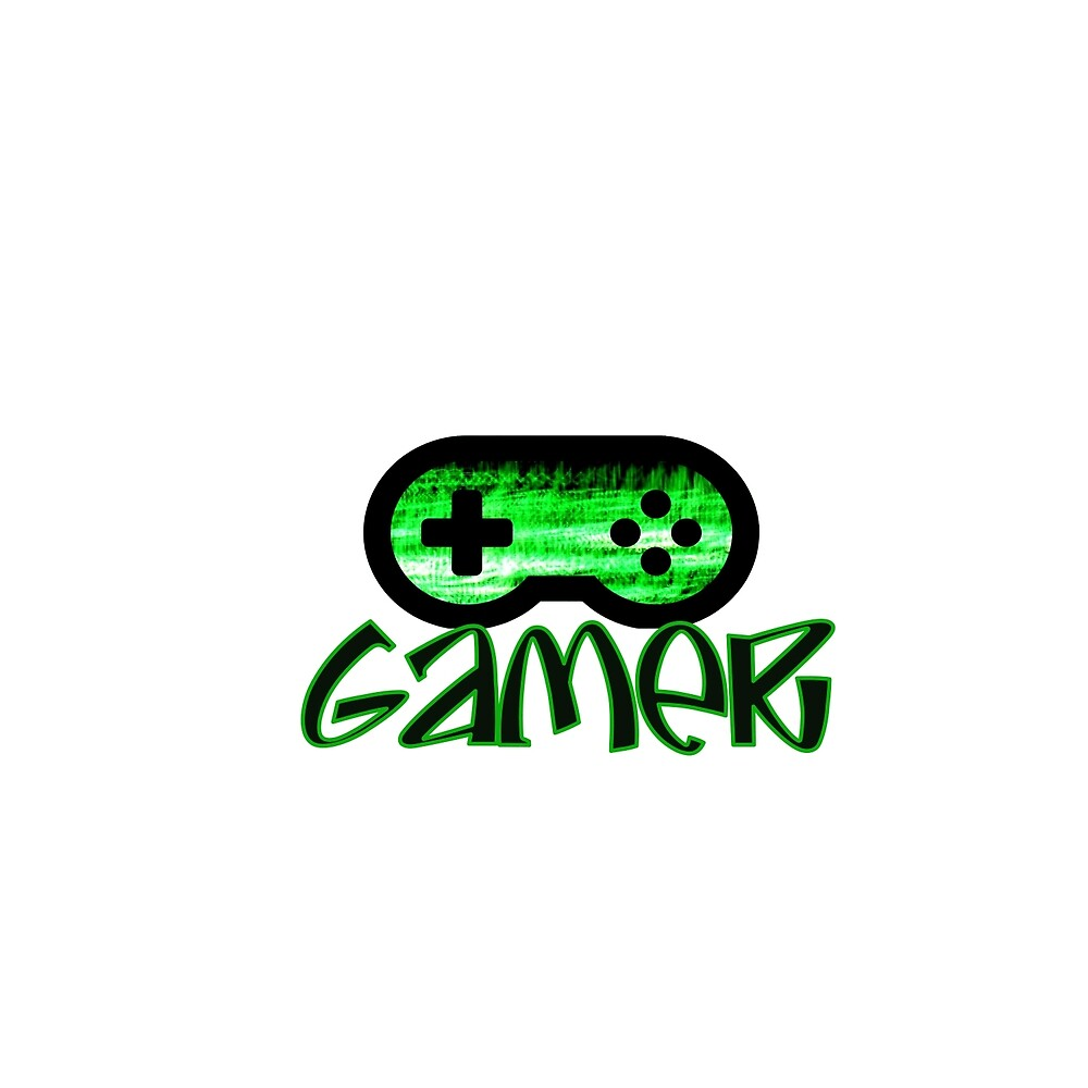 Gamer Green by umeimages