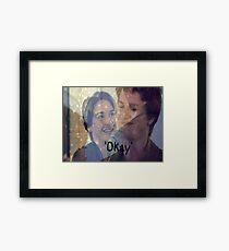 TFIOS  Framed Print