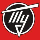 Tupolev Aircraft Logo (Black) by warbirdwear