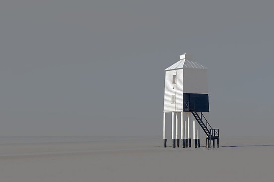The Wooden Lighthouse by Mark Hooper