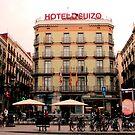 Swiss Hotel - Barcelona by rsangsterkelly