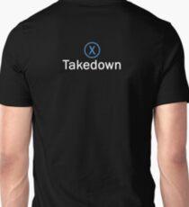 Takedown Prompt Unisex T-Shirt