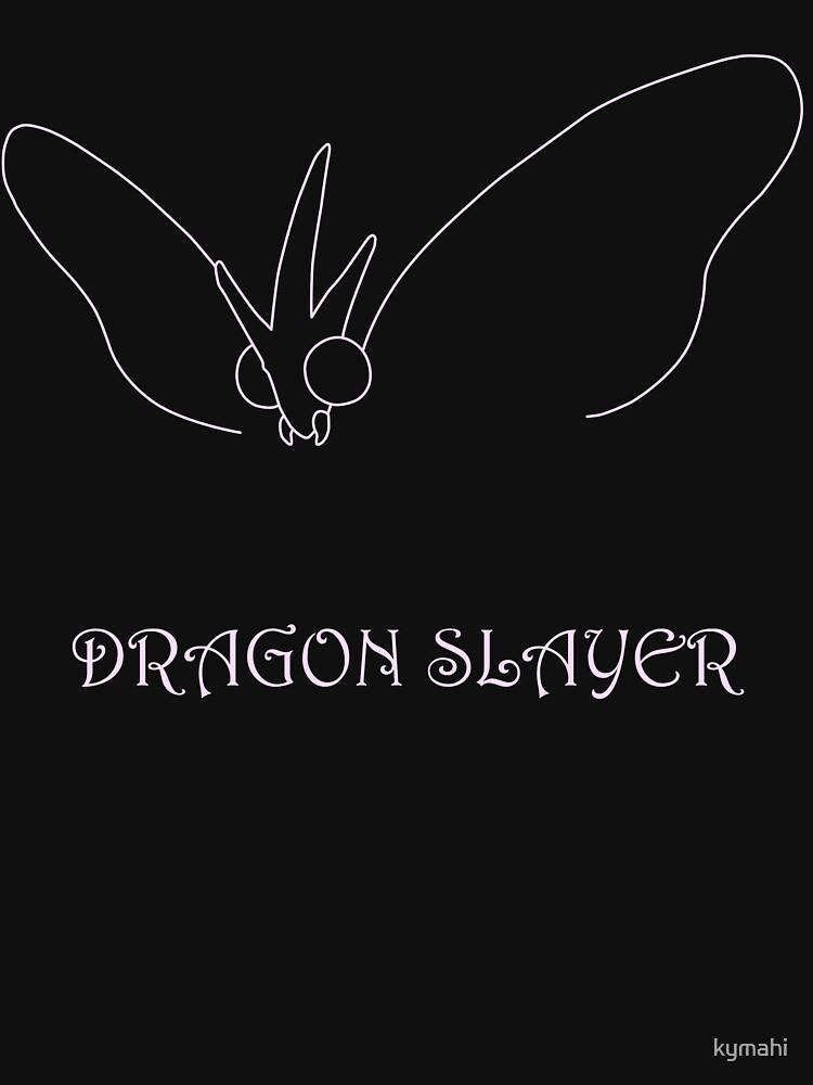 Atv All Terrain Venomoth Dragon Slayer Classic T Shirt By