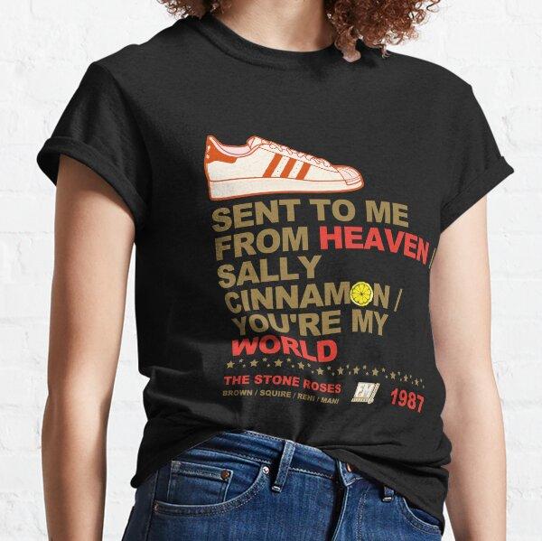 The Stone Roses Sally Cinnamon Classic T-Shirt
