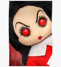 Evil Rag Doll Poster