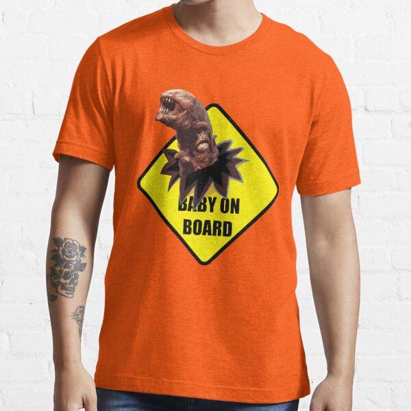 Alien On Board Essential T-Shirt