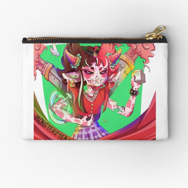 welcome to Monsterz strawberry tea party Pochette
