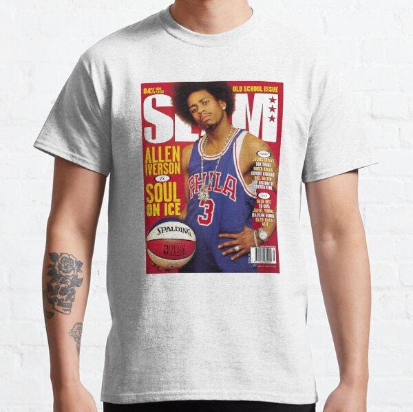 Allen Iverson - Magazine Slam T-shirt classique