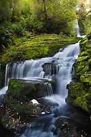 The Sound Of Waterfalls by PierreGay