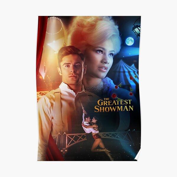 Le plus grand showman Poster