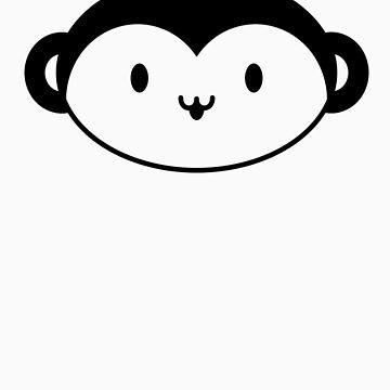 Kawaii Monkey by Arian-Arben