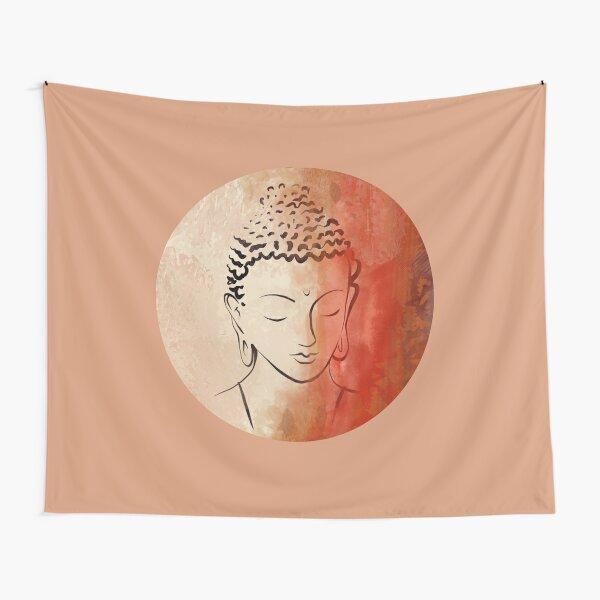Meditation Buddha Spiritual Zen Tapestry