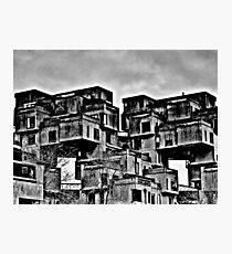 Habitat 67 - Brutalism Photographic Print