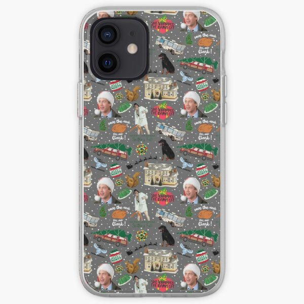 National Lampoons Christmas Vacation iPhone Soft Case