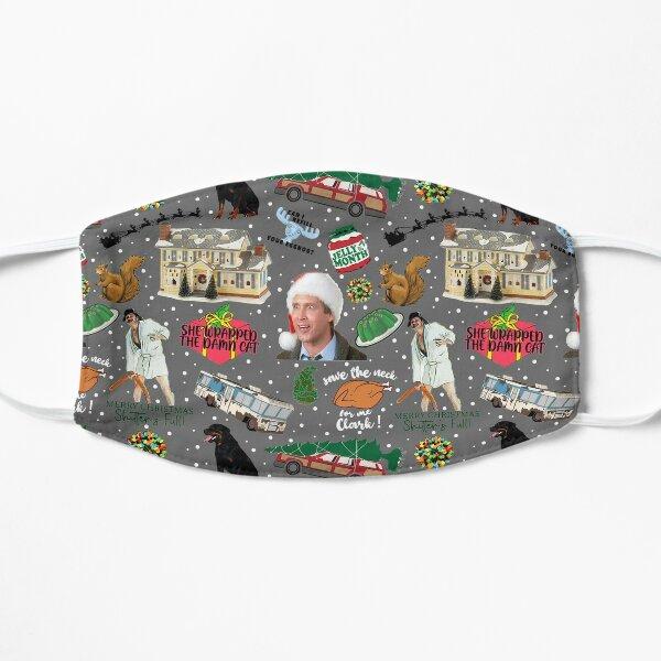National Lampoons Christmas Vacation Flat Mask