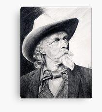 Bill Cody Canvas Print