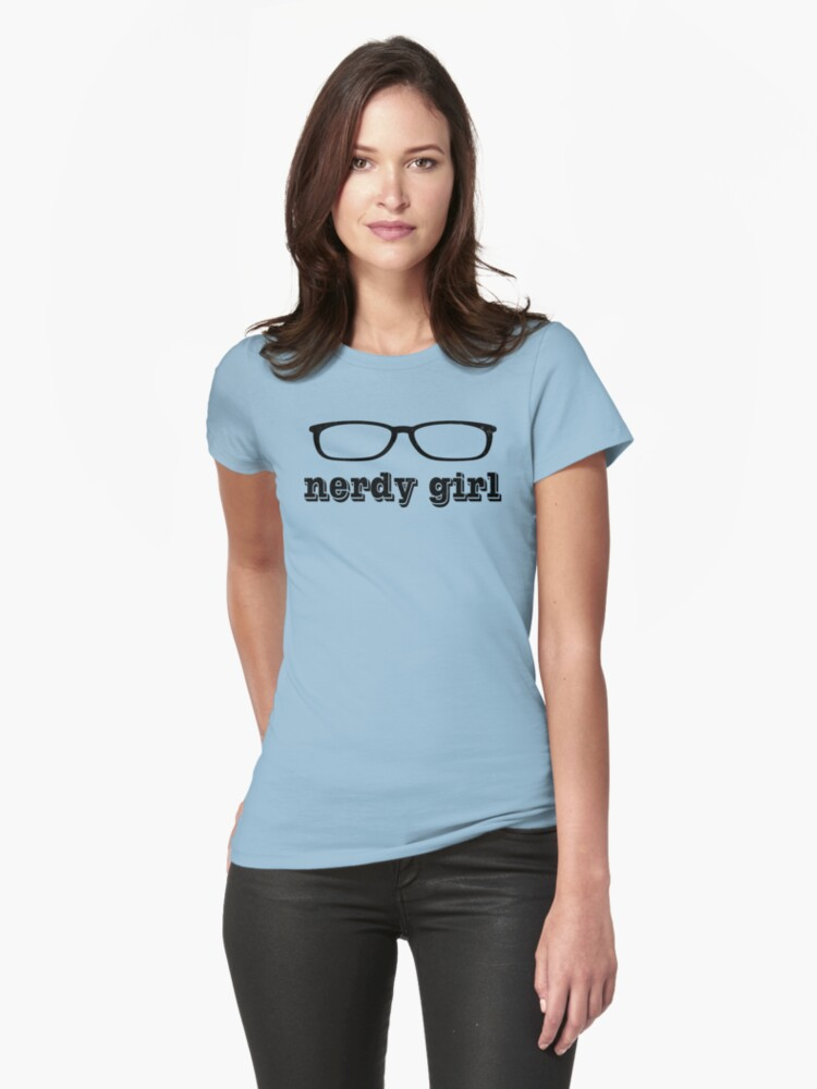 nerdy Geek girls and
