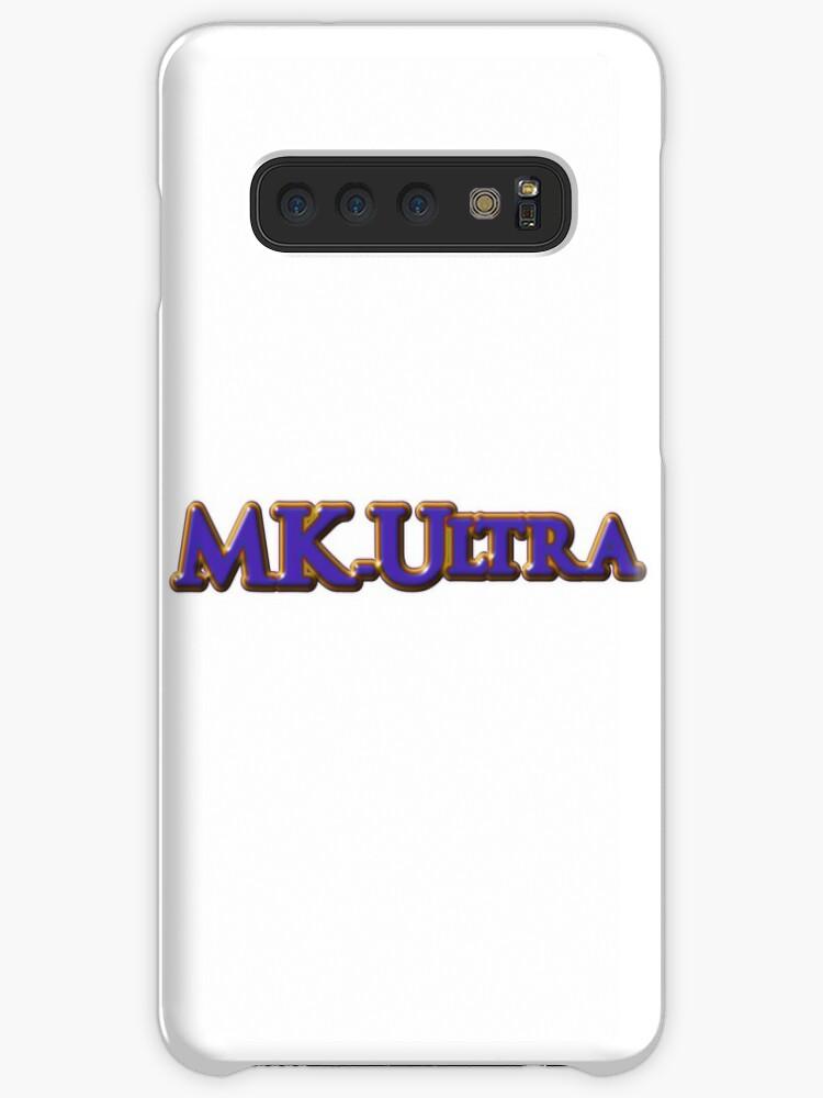 'MK ULTRA - Bluebird Project - Operation Artichoke - Monarch Project'  Case/Skin for Samsung Galaxy by umbrellaman
