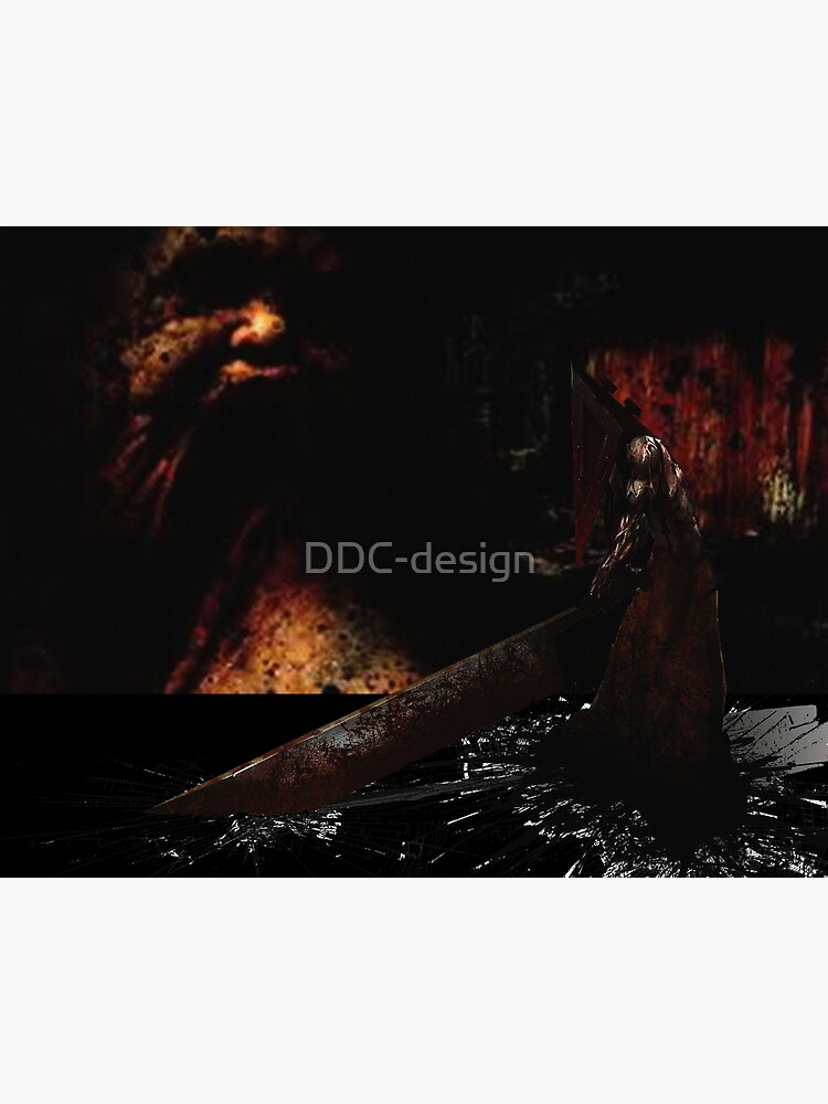 Dark Pyramid Head de DDC-design
