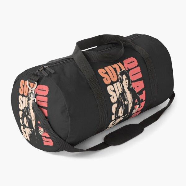 Suzi Quatro Duffle Bag