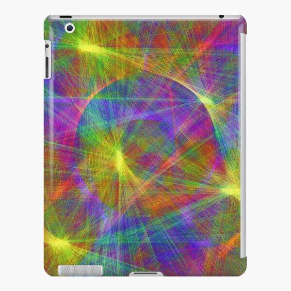 Disco stage lights iPad Snap Case