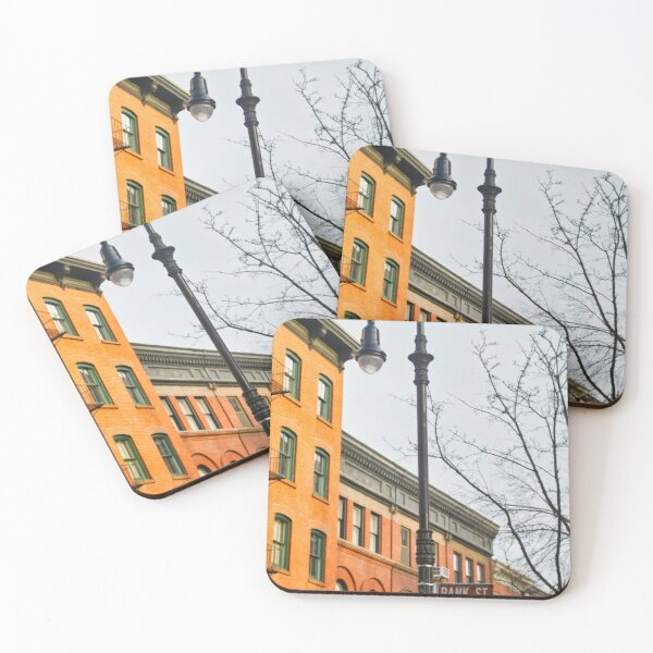 What's It Like In New York City Coasters (Set of 4)